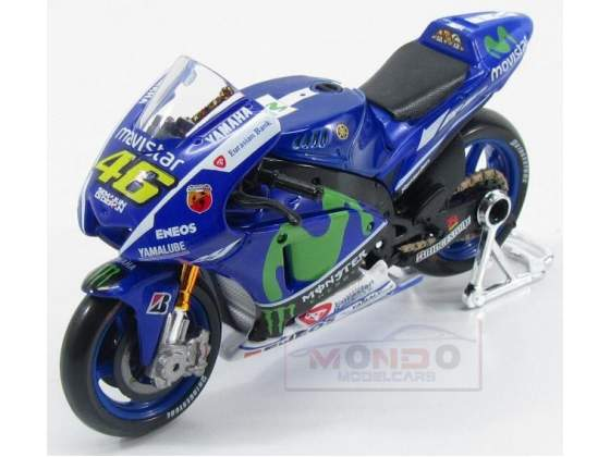 Yamaha Yzr-M1 Team Racing n° 46 Motogp  Valentino Rossi