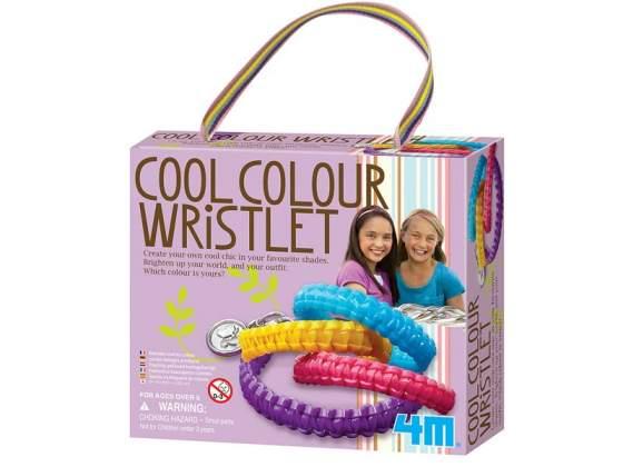 Crea il tuo braccialetto colorato