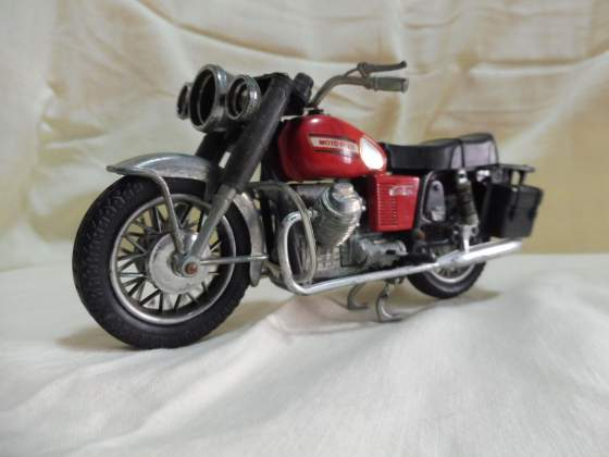 Modellini moto anni '70