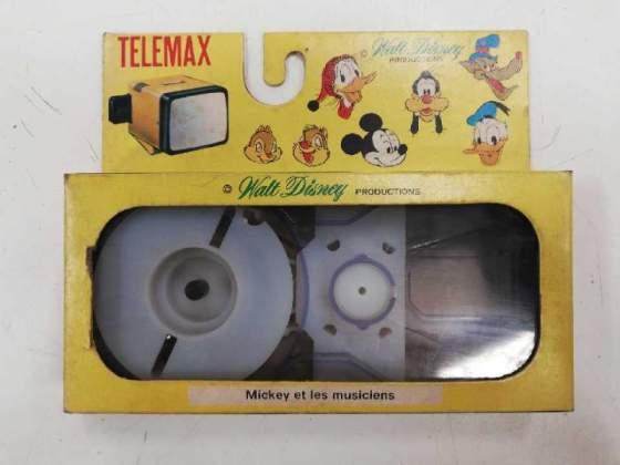 Pellicola telemax topolino e i musicisti