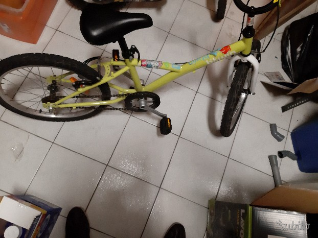 2 bici bimbo bimba