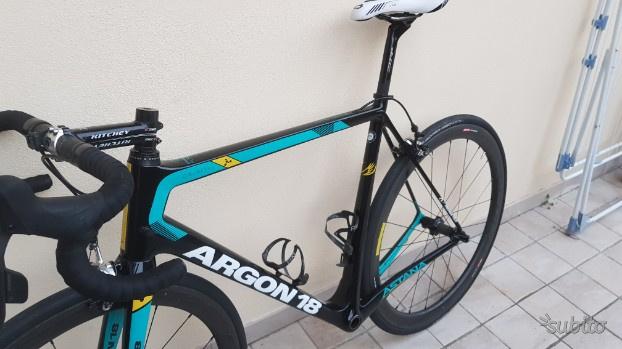 Argon 18 + ruote zip