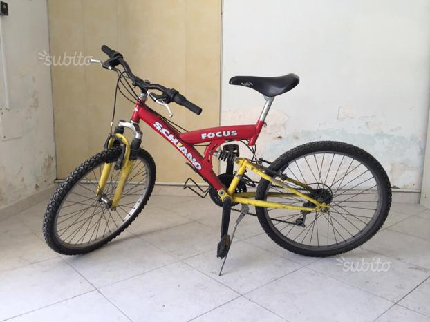 "Bici MTB 24"""
