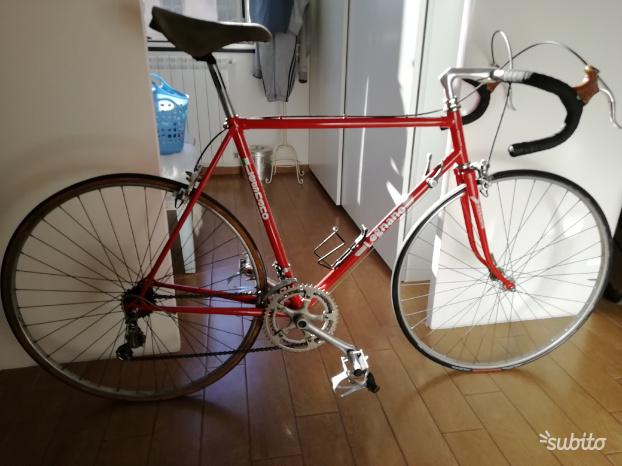 Bici da corsa Legnano anni 80