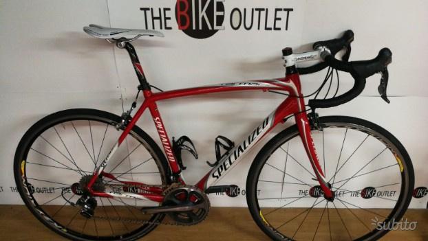 Bici da corsa carbonio Specialized Tarmac