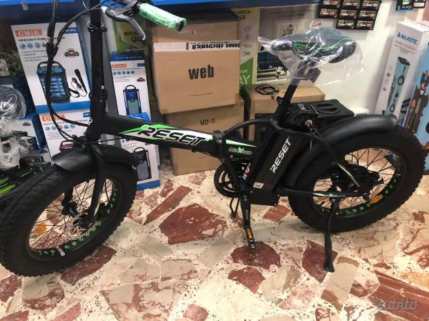 Bici Elettrica Pocket Reset Posot Class