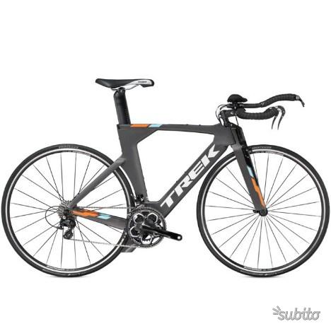 Bici trek speed concept 7.0 l bk-og-gn