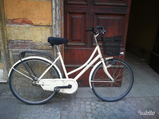 "Bicicletta city bike ""26"