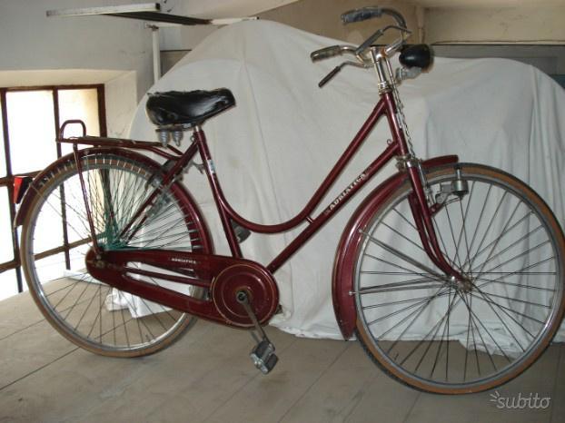 Bicicletta da donna con freni astecca