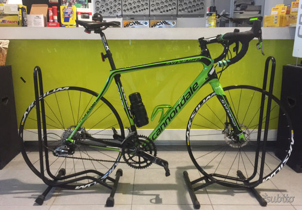 Cannondale synapse hm disc  sram red