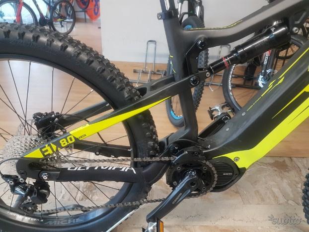 E bike olympia e1 x carbon 8.0 nuova