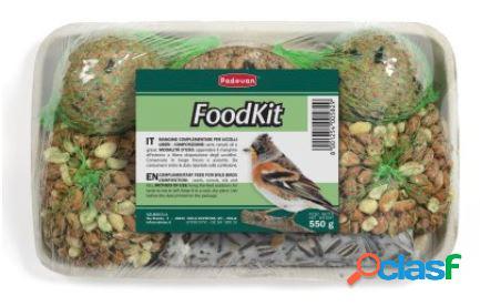 Padovan food kit mangime complementare per uccelli liberi