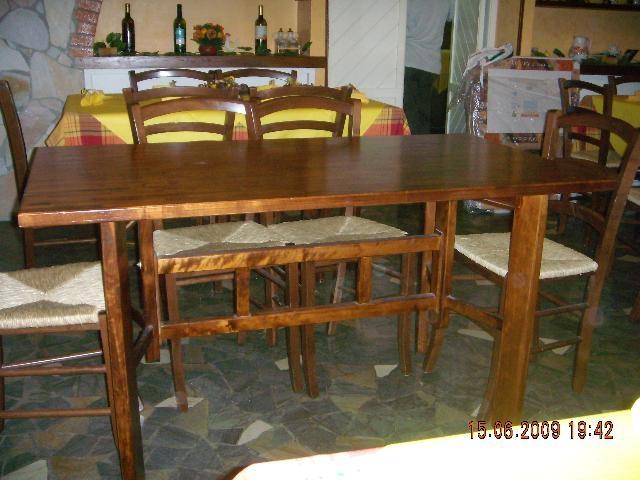 Compro tavoli usati in legno per ristorante posot class - Tavoli in legno usati ...