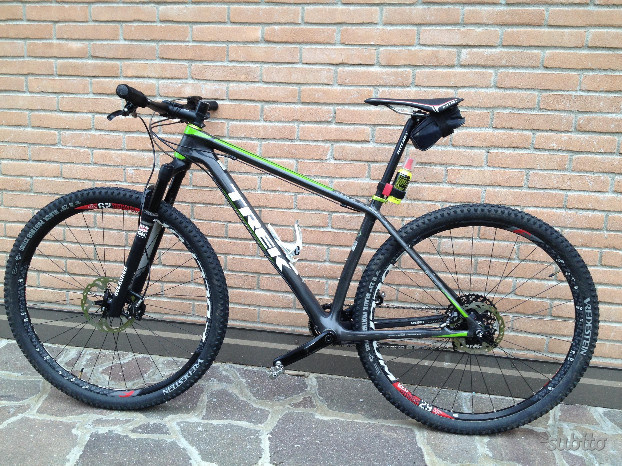 Trek Superfly  Pollici