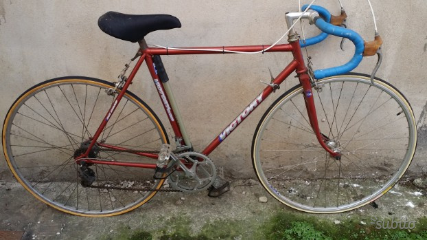Vintage - Bici da corsa Victory