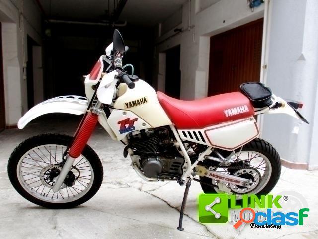 Yamaha TT 350 benzina in vendita a Palermo (Palermo)