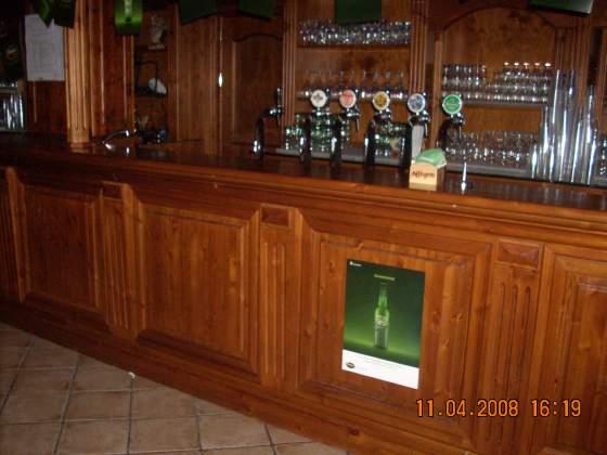 Banconi in legno fatti su misura