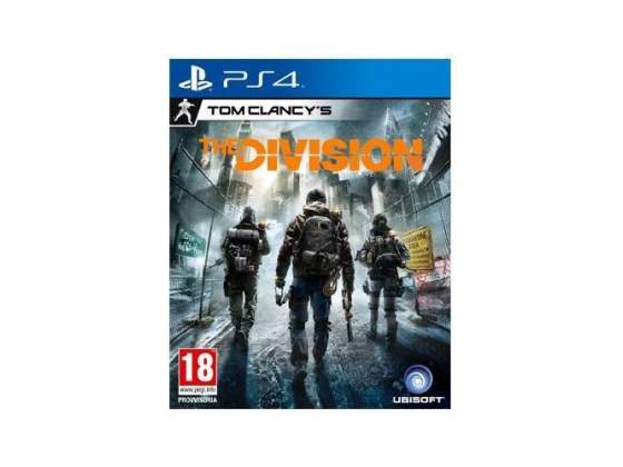 """Gioco Playstation 4 Tom Clancy's """"The Division"""""""