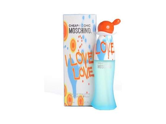I Love Love è il profumo dell'amore, una fragranza perfetta