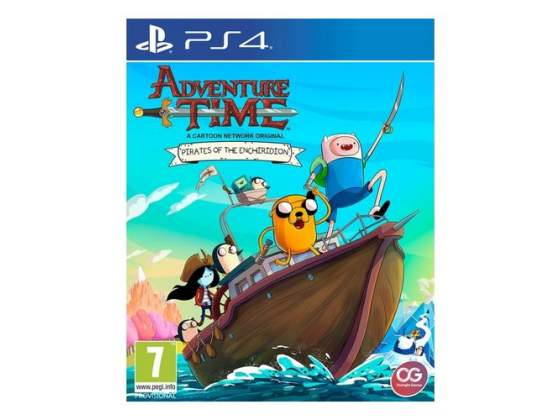 Namco Bandai Sw Ps Adventure Time: I Pirati D