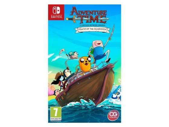 Namco Bandai Sw Swi  Adventure Time: I Pirati D