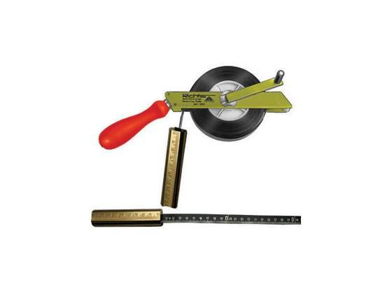 Rotelle metriche con sonda