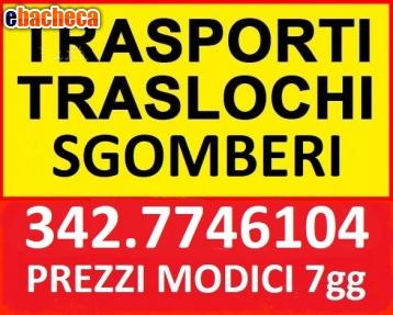 Prezzi convenienti trasporti traslochi roma posot class for Negozi arredamento roma economici