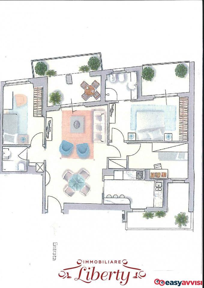 Appartamento 5 vani 108 mq, provincia di lucca