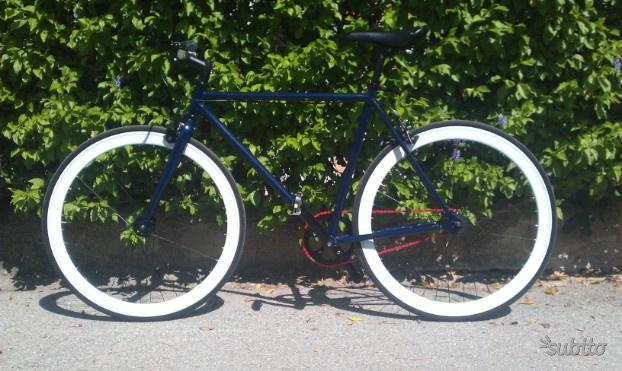 "Bici 28"" single speed, bicicletta"