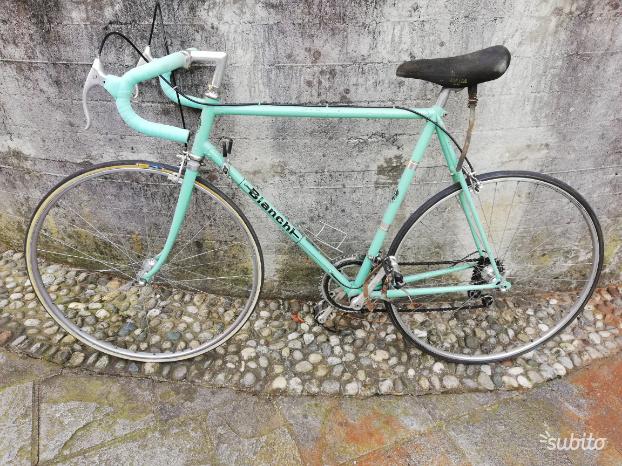 Bici Bianchi Corsa Eroica