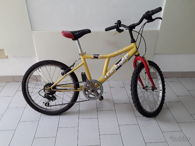 Bici MTB bimbo ruote 20
