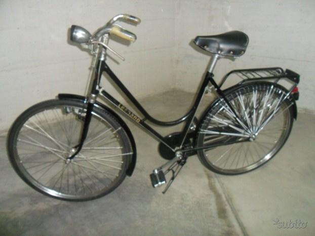 Bici Bacchetta D39epoca Bici Legnano Posot Class