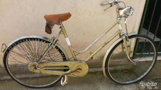 Umberto Dei Bici Sport Sportiva Anni 60 Posot Class