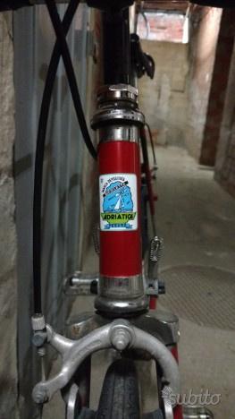 Bici da corsa Vintage Adriatica