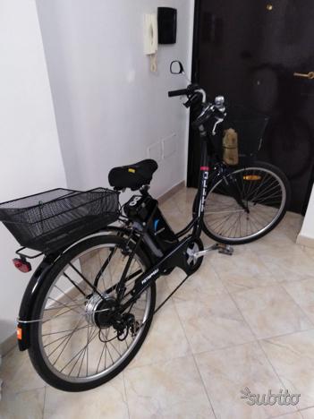 Bici elettrica ZTECH