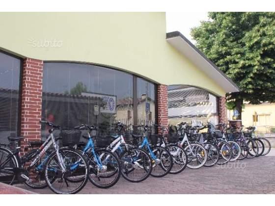 Bici elettriche pedalata assistita batteria li-tio