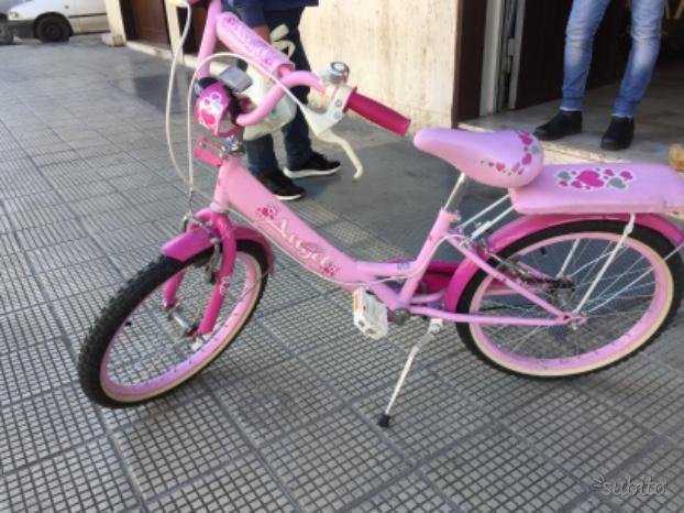 Bici per bambina come nuova h20
