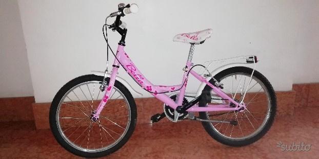 """Bicicletta 20"""" da bambina"""