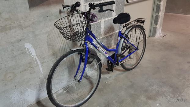Bicicletta da donna cerchi da 28 cambio 12 marce