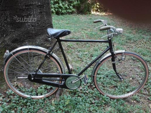 Bicicletta uomo 28 - freni a bacchetta