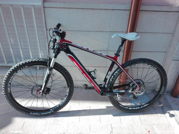 CAMBIO MTB 29 khs con bici da corsa misura