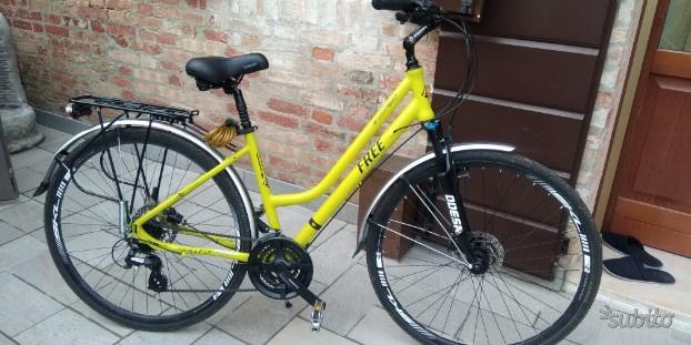 City bike donna in alluminio 29