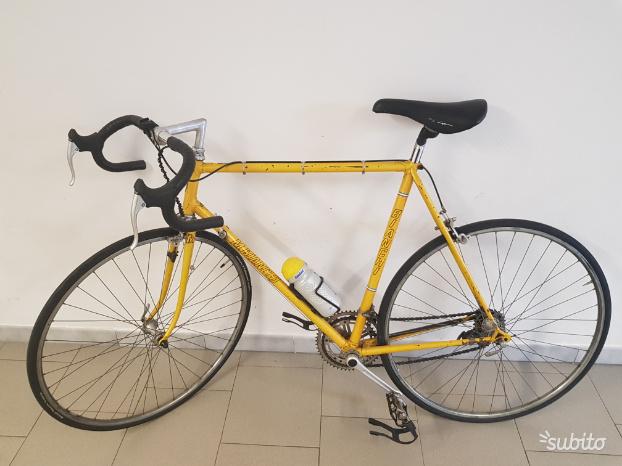 Corsa Bianchi anni 70
