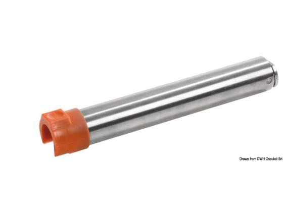 Dispositivo di sicurezza per molle a gas 500 mm