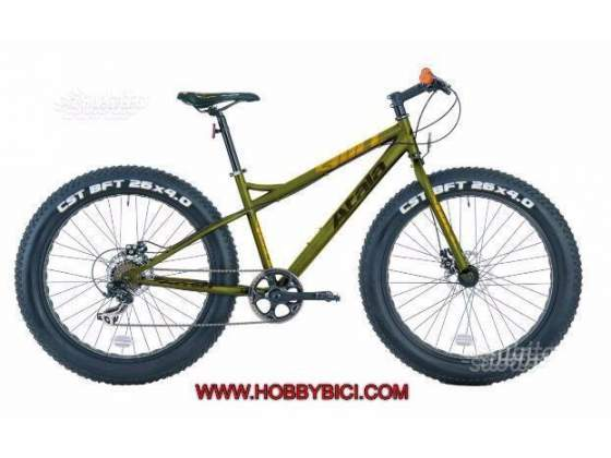 Mtb fat bike atala bull disk new