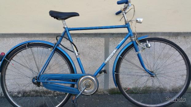 Soloeuro 70-perfetta city bike xxl da 29