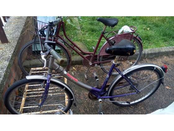Vendo bicicletta da donna