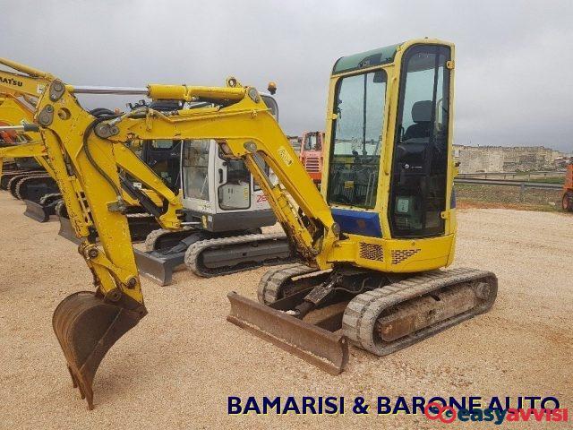 Yanmar escavatore vio 25 noleggio e vendita diesel, citta