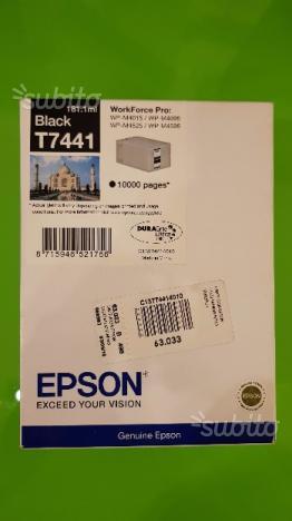 Cartuccia T stampanti Epson WP-M WP-M