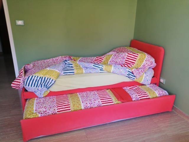 Doppio letto estraibile vendo posot class - Letto singolo con letto estraibile conforama ...